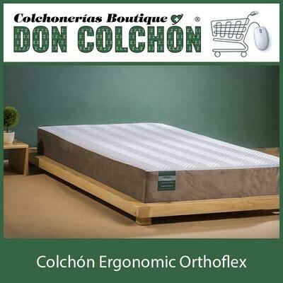 COLCHON QUEEN ORTHOFLEX ERGONOMIC