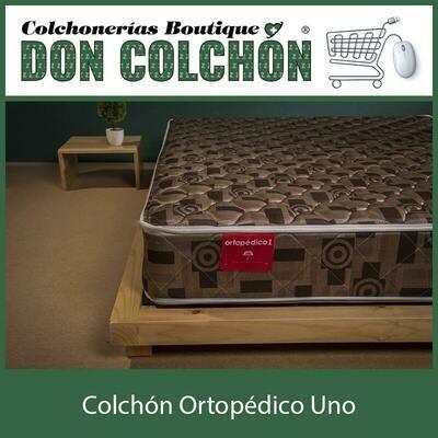 COLCHON QUEEN ORTOPEDICO UNO JIRON