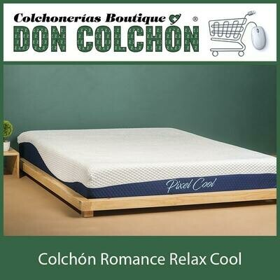 COLCHON INDIVIDUAL ROMANCE RELAX COOL