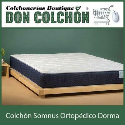 COLCHON QUEEN SOMNUS ORTOPEDICO DORMA