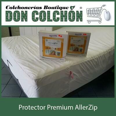 Protector Queen Premium AllerZip