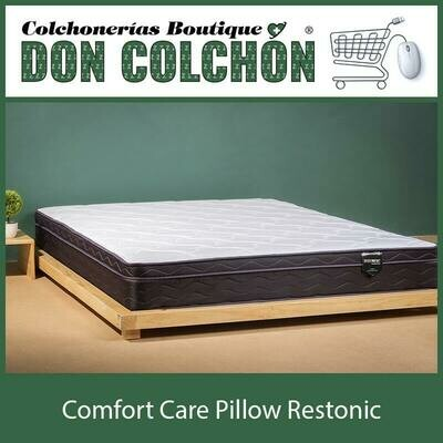 Colchón Matrimonial Comfort Care Pillow Restonic