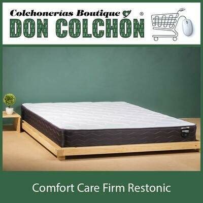 Colchón Matrimonal Comfort Care Firm Restonic