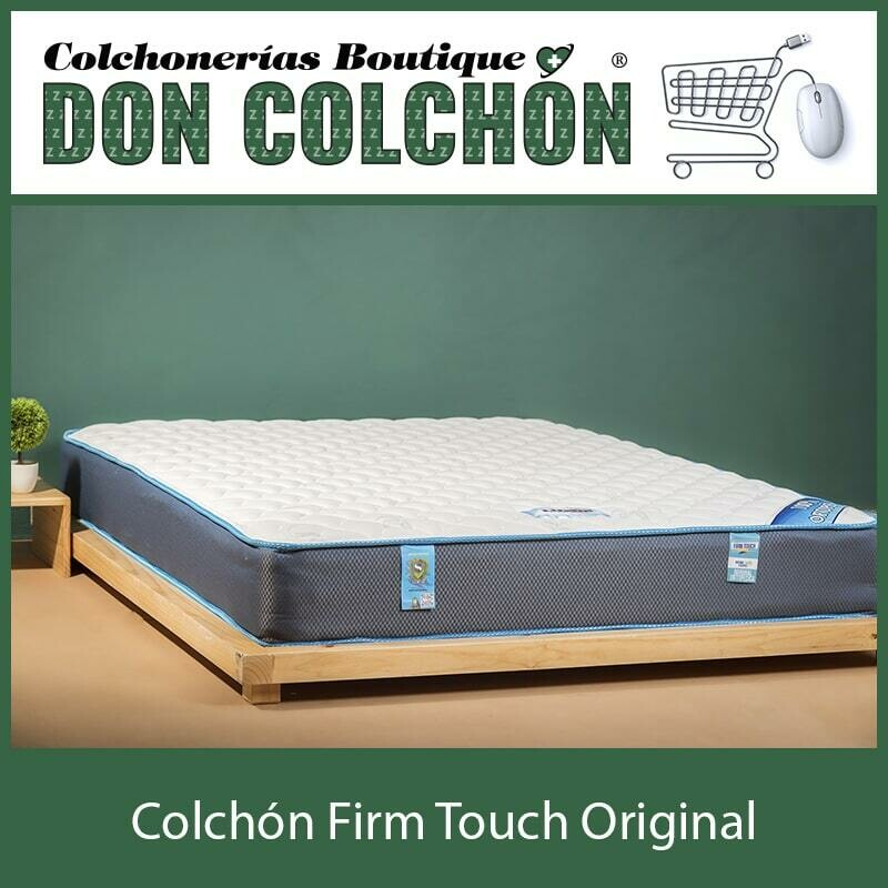 COLCHON KING FIRM TOUCH ORIGINAL