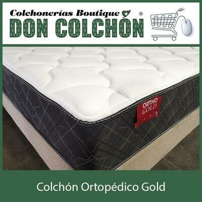 COLCHON QUEEN ORTOPEDICO GOLD