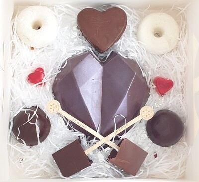 Achy Breaky - Milk chocolate
