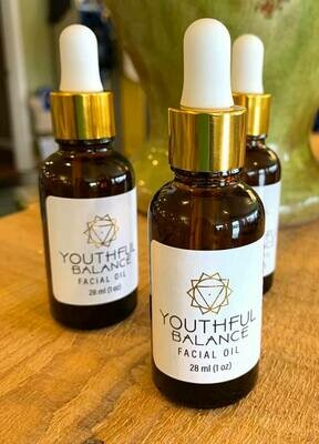 Youthful Balance Facial Oil 1fl. oz.