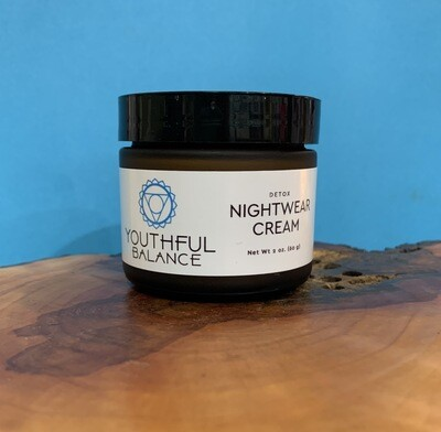 Youthful Balance Detox Nightwear Cream