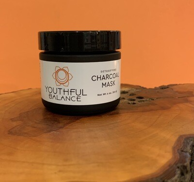 Youthful Balance Detoxifying Charcoal Mask