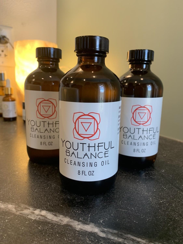 Youthful Balance Cleansing Oil (8 fl oz)