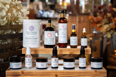 Youthful Balance Skincare Collection- Entire Line