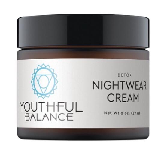 Youthful Balance Detox Nightwear Cream