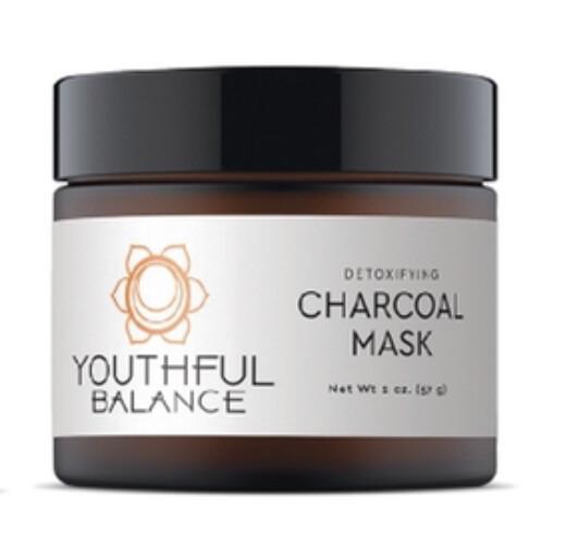 Youthful Balance Detoxifying Charcoal Mask