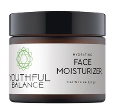 Youthful Balance Hydrating Face Moisturizer
