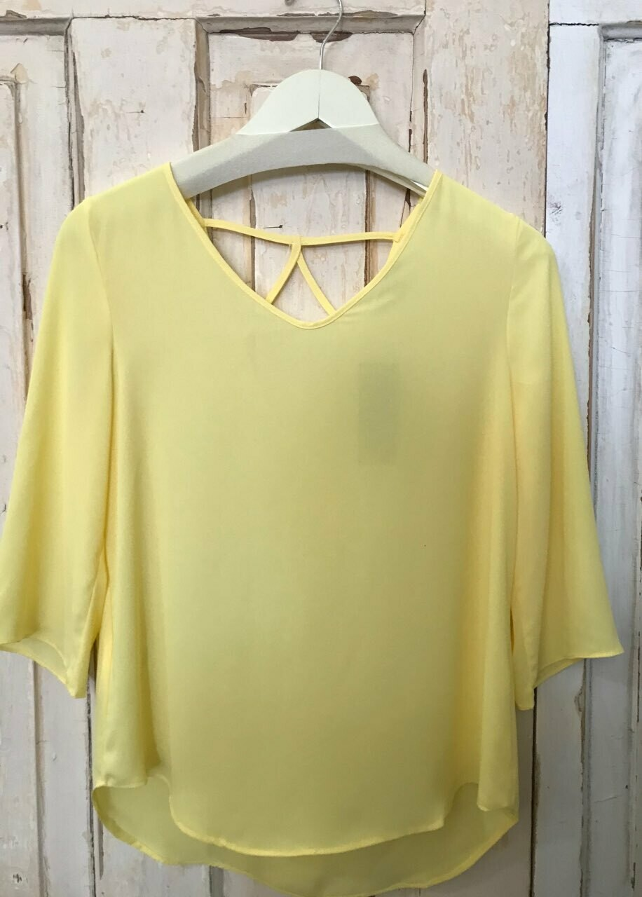 3/4 Sleeve Top - Only 1 Large Left!!!