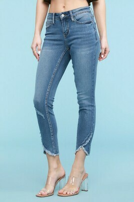 Tulip Front Skinny Jean Only size 11 & 7 Left!!!