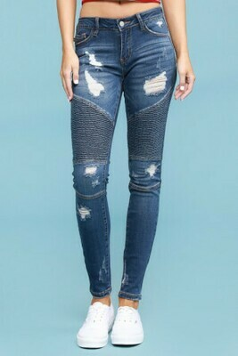 Destroy Moto Jeans  Sizes 22 to 13!!