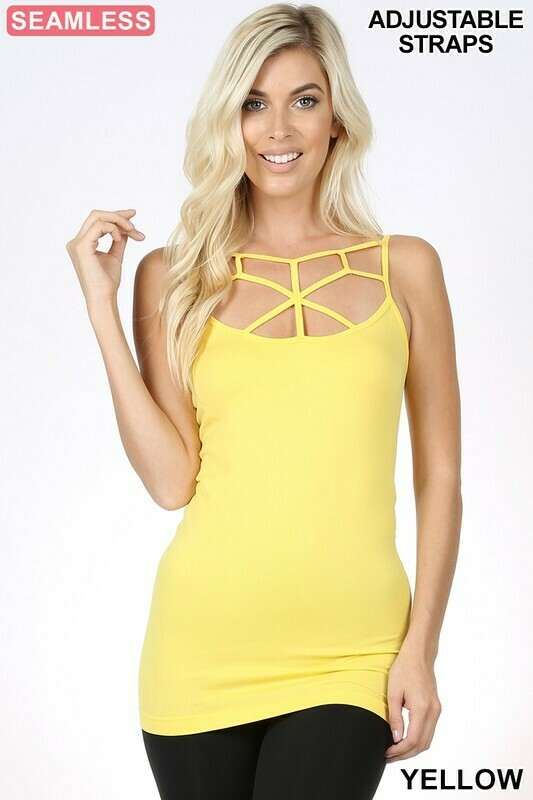Web Cami L/XL to S/M!!  Lots of Colors!!
