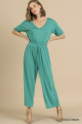 Wide Leg Jumpsuit 2XL to S!!