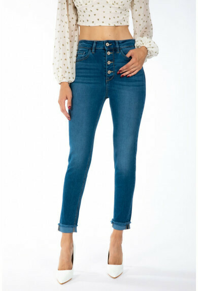 KanCan Ankle Skinny Jean Sizes 9 to 3!