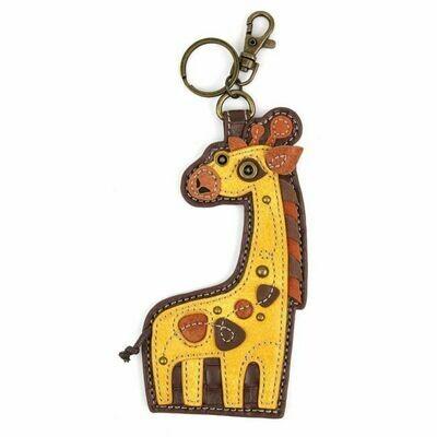 Chala Key Fob   Giraffe & Anchor!!