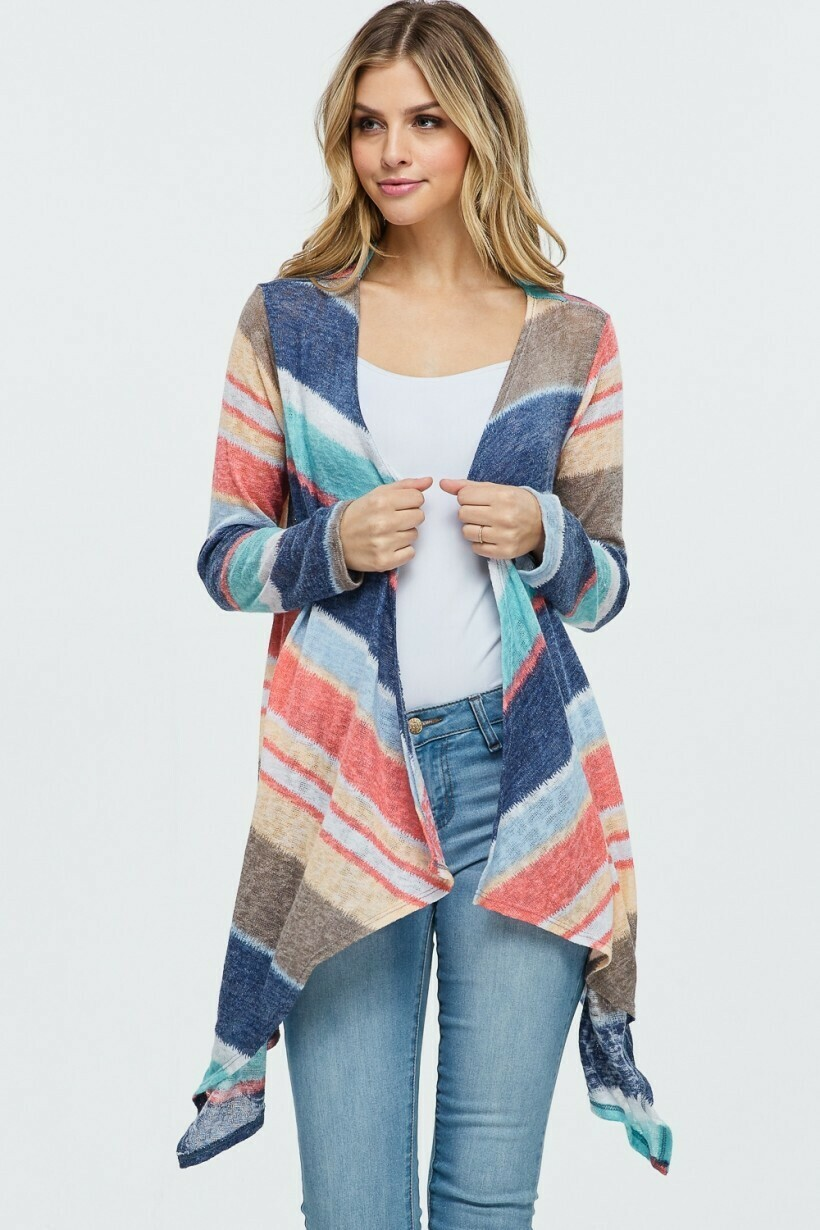 Asymmetrical Cardigan Only 1 Small Left!!!