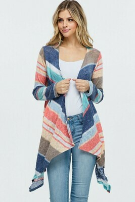 Asymmetrical Cardigan L to S!!!