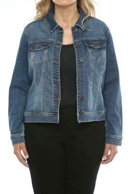 Jean Jacket 3X to 1X!!