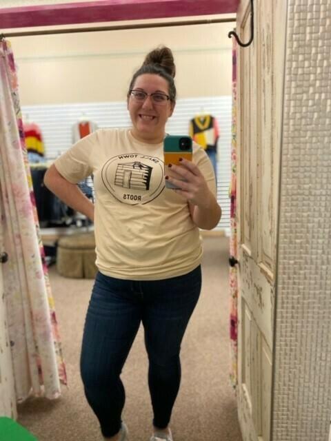 Roots T-Shirt  3X-S!!
