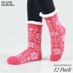 Sherpa Socks Adult