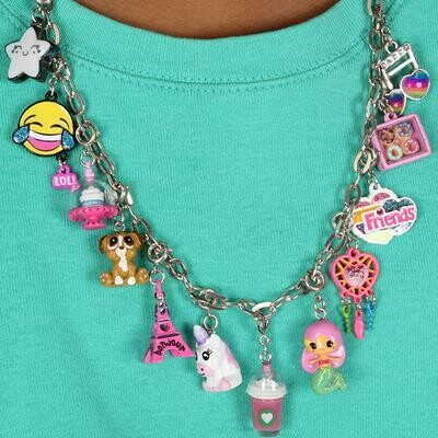 Charm Necklace for that special little girl!!