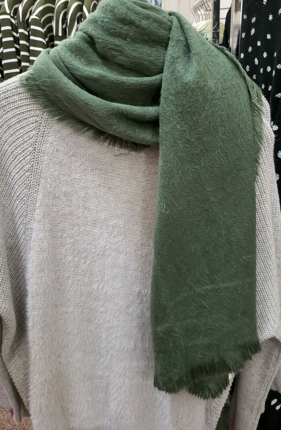 Brushed Scarf - Super Soft!!