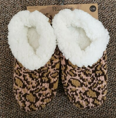 Slippers Winter - Adult  S/M Only Left !!
