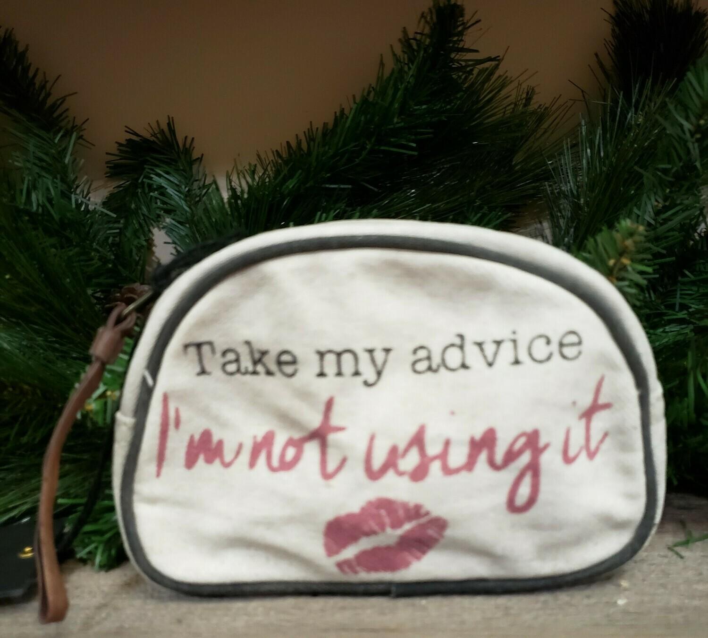 Mona B Makeup Bag