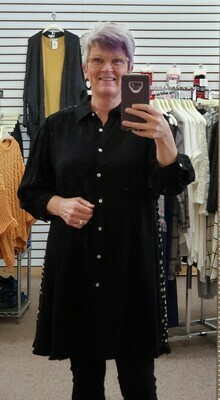 Dalmation Print Dress UMGEE  2XL to S!!