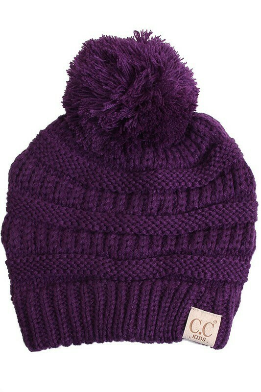 CC Kids Winter Hat