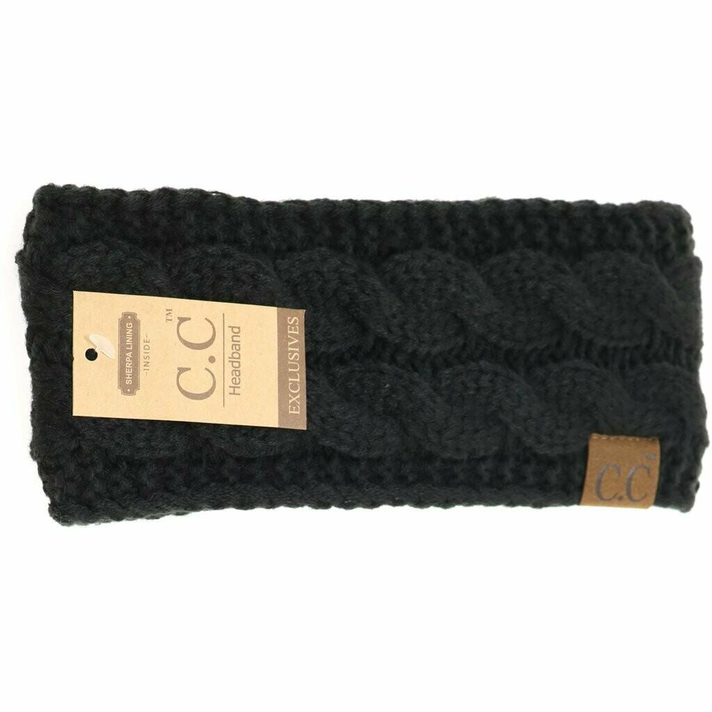 CC Winter Headband  Women