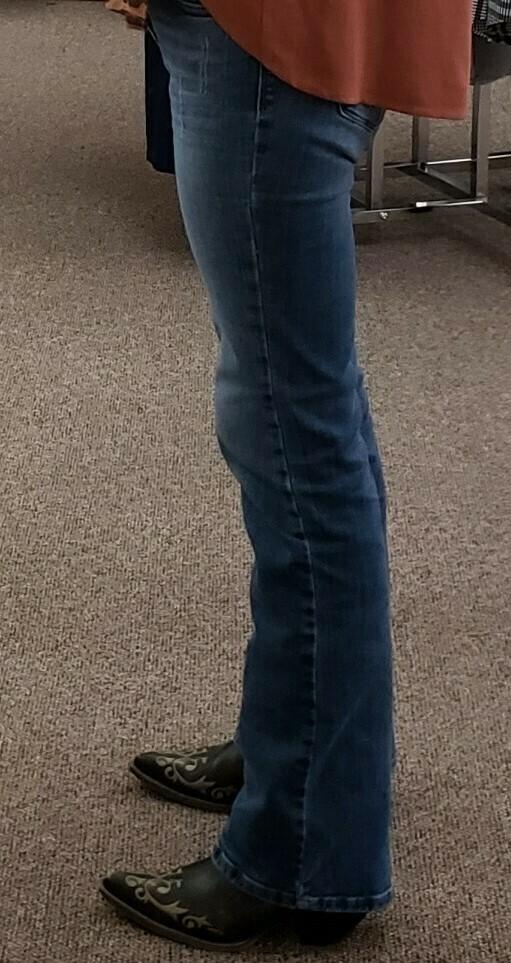 Judy Blue Bootcut Jean  Only Size 3 & 2XL Left!!