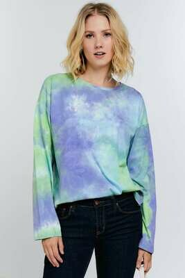 Tie Dye Top - Loose Fit  L to S!!