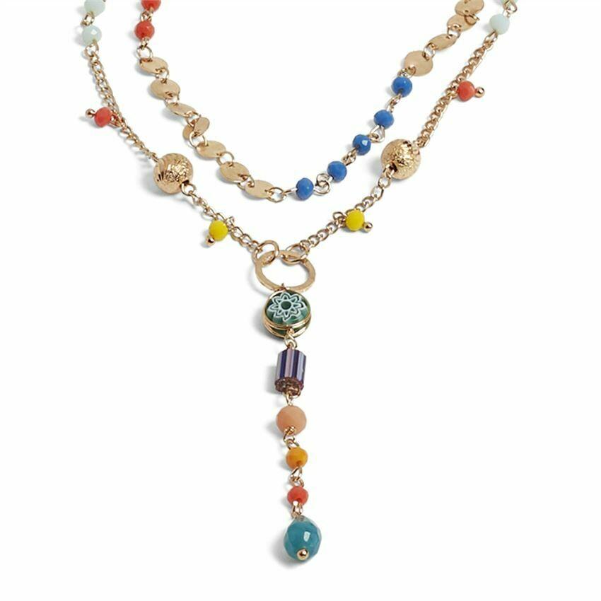 Cora Y Necklace