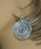 Circle Fun Earrings - Lightweight!!
