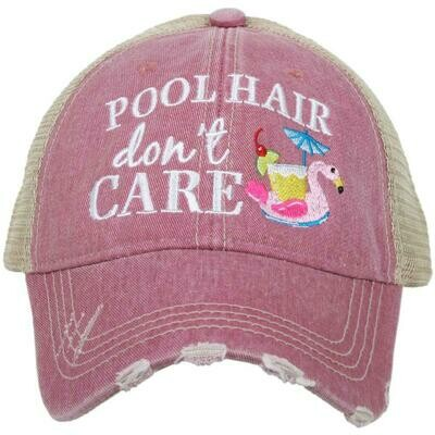 Pool Trucker Cap