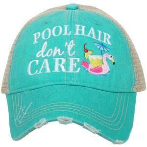 Pool Trucker Cap - Color Options
