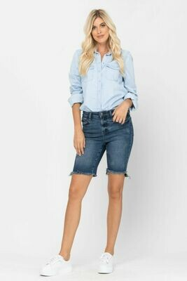 Judy Blue Mid Thigh Shorts  3X to S!!  Stretchy!!