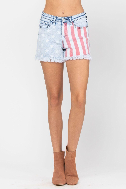 American Flag Shorts!  M to 3X!!!!