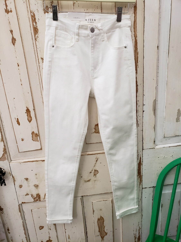HW White Skinny Jeans  Sizes 13 to 3!!
