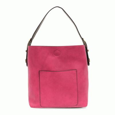 Hobo Handle Bag w/Crossbody Bag!