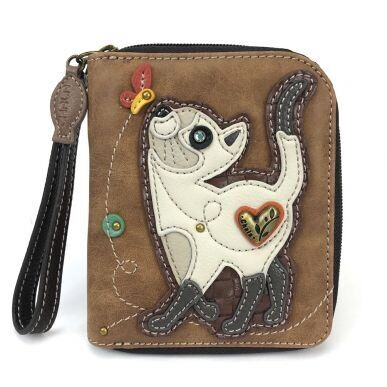 Chala Zip Around Wallet - So Cute and Fun!!