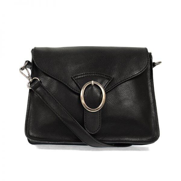 Drea Convertible Buckle Handbag