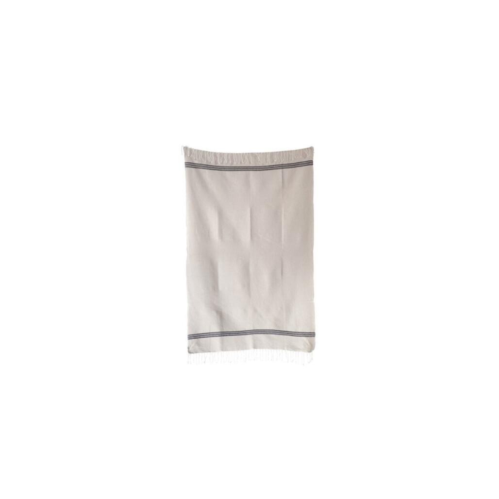 Cotton Fringe Bath Towel